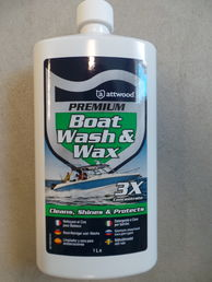 Attwood - Boat wash & wax